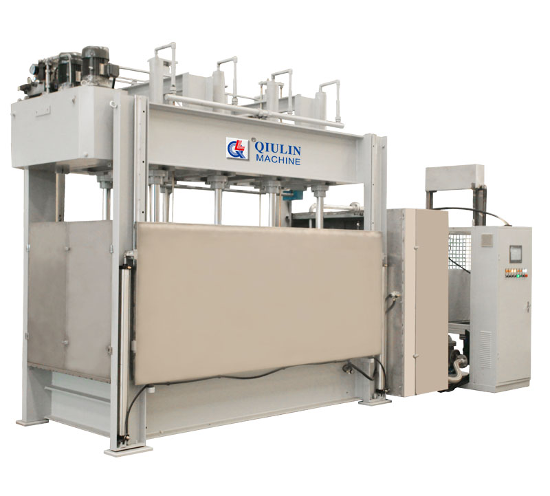 Nomex composing press	 BY204 x 8/12(6)H1RC